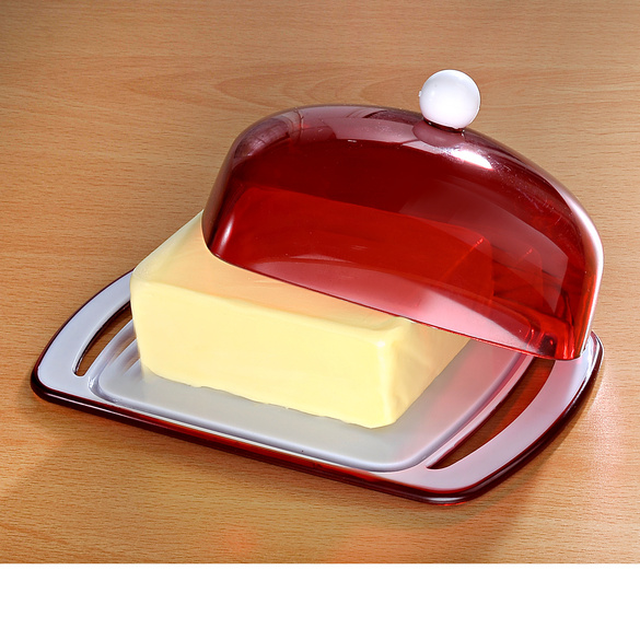 Butterdose rot