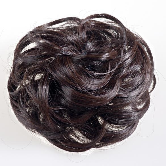 Haarteil dunkelbraun