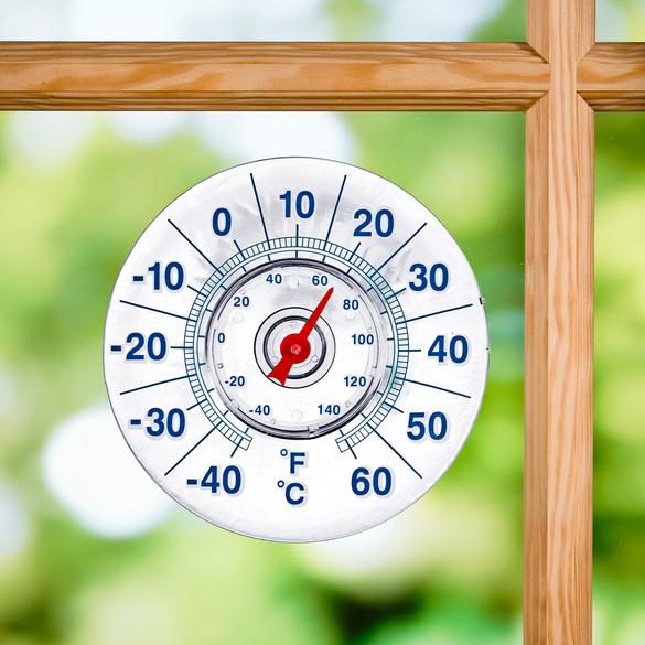 Fenster-Außenthermometer