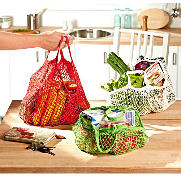 Einkaufsnetz, grün