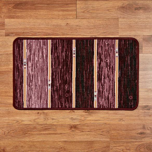 Teppich bordeaux, 40 x 60 cm