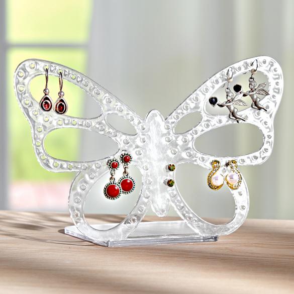 """Ohrring-Organizer """"Schmetterling"""""""