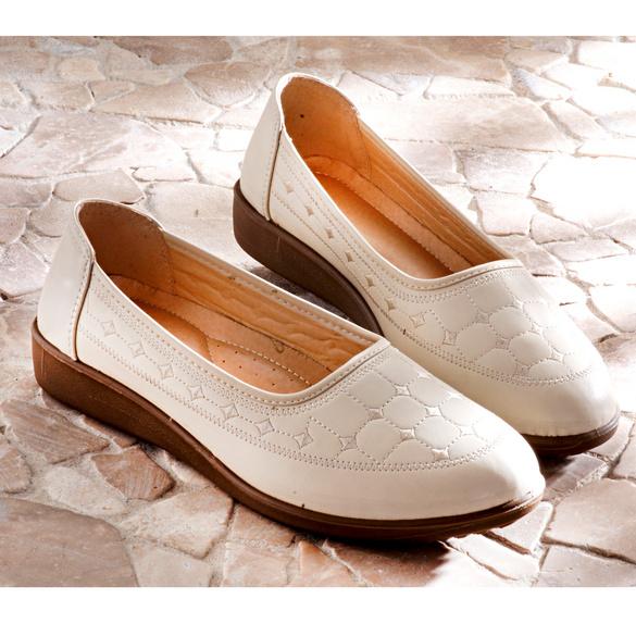 "Schuh ""Dina"" beige"