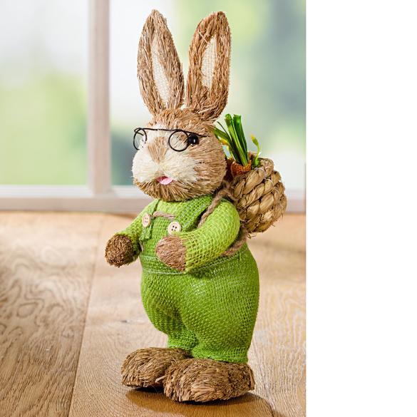 Osterhase mit Brille