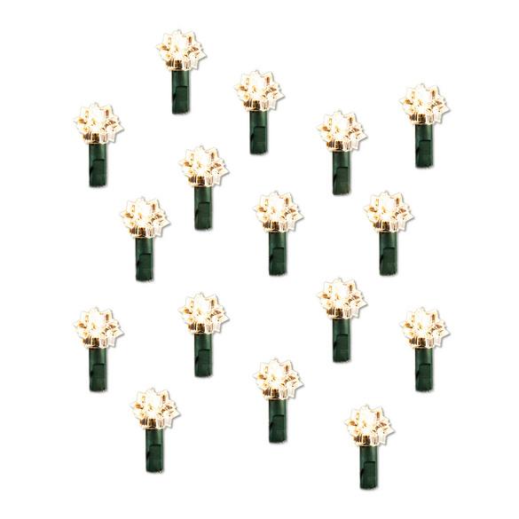 20 Sterne für Lichterketten