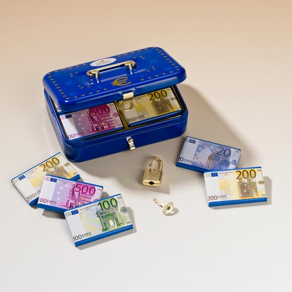 Euro-Geldkassette