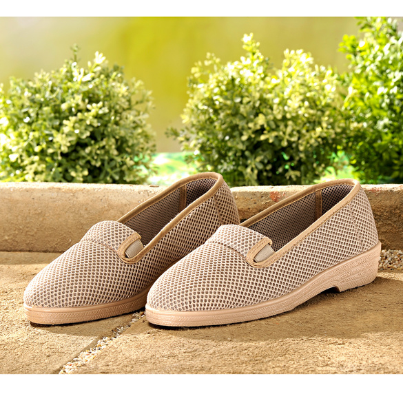 """Schuh """"Loren"""" beige"""