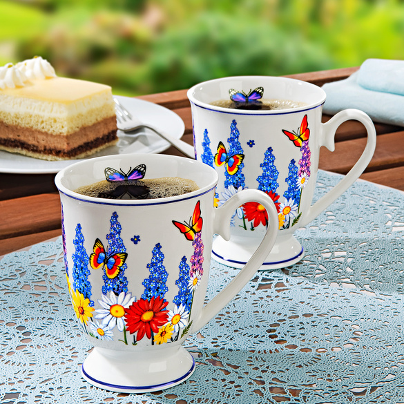 "Maxi-Tasse ""Sommerwiese"""