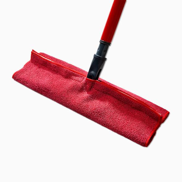 Mopp-Überzieher rot