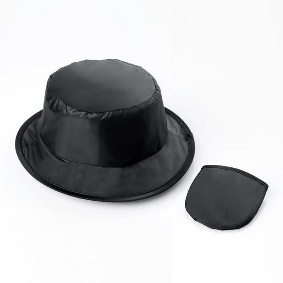 Regenhut schwarz
