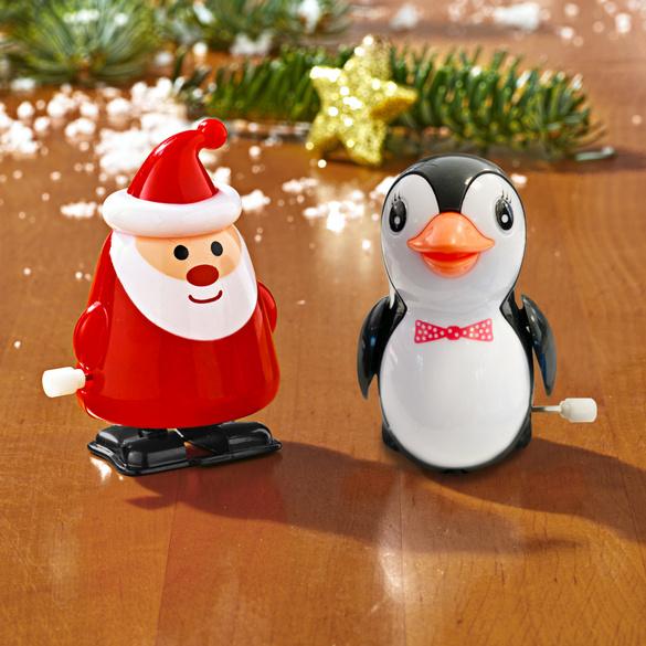 Pinguin aufziehbar