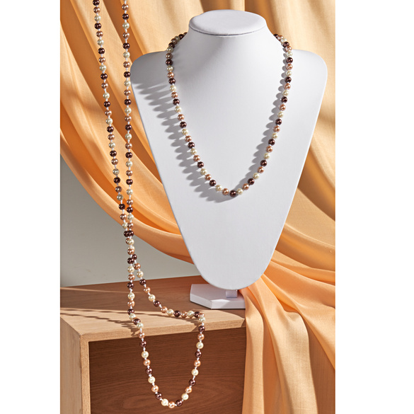 Perlenkette, L 60 cm