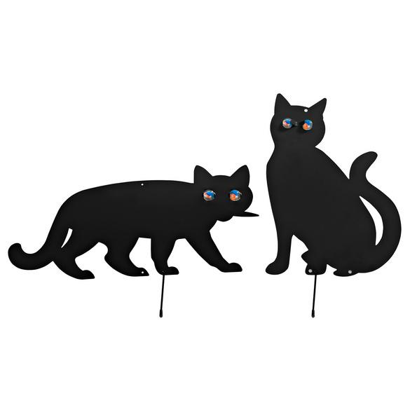 """Vogelschreck """"Schwarze Katze"""", 2er-Set"""