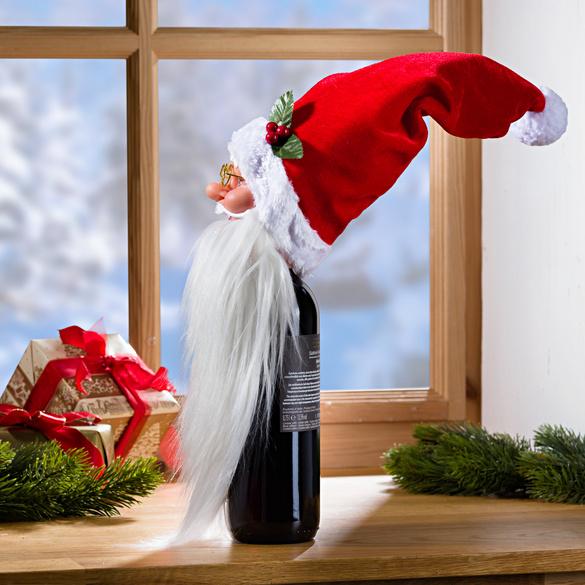 """Flaschenverpackung """"Nikolaus"""""""
