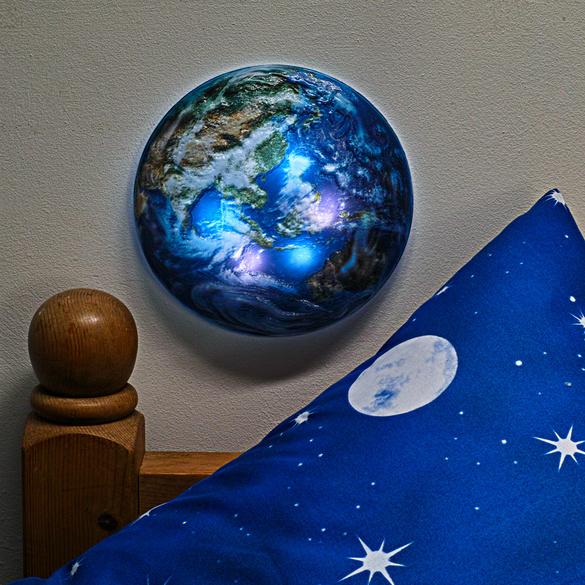 "LED-Nachtlicht ""Planet"""