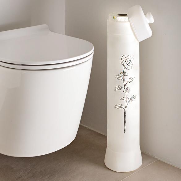 """WC-Ersatzrollenhalter """"Rose"""""""