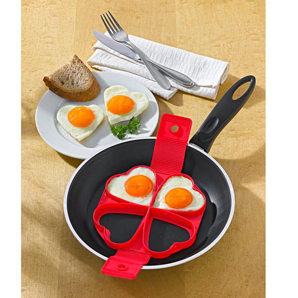 """Pfannkuchen-Form """"Herzen"""""""