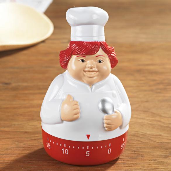 """Küchentimer """"Köchin"""""""