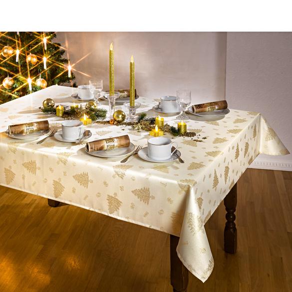 """Tischdecke """"Weihnachtsbaum"""""""