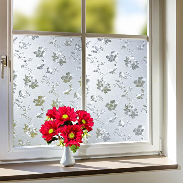 """Deko-Fensterfolie """"Blüten"""""""
