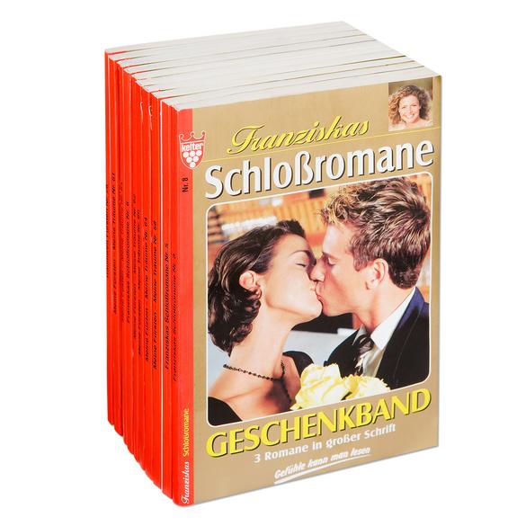 30 Adelsromane in 10 Bänden