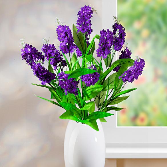 Fliederstrauß lila