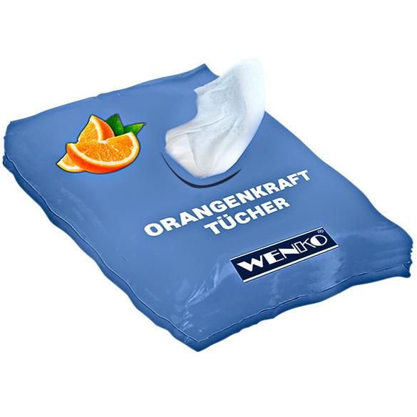 """Backofen-Reinigungstücher """"Orange"""", 20er-Set"""