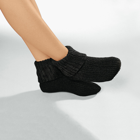 Thermo-Socken schwarz