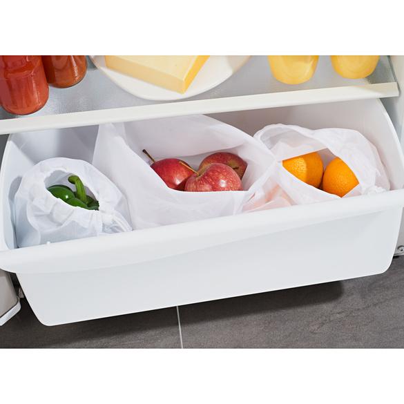 Obst-/Gemüsebeutel, 3er-Set