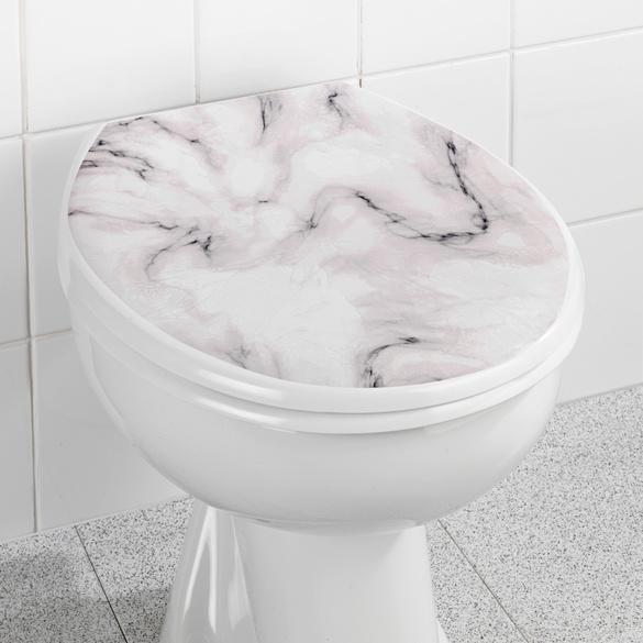 "WC-Aufkleber ""Marmor"""