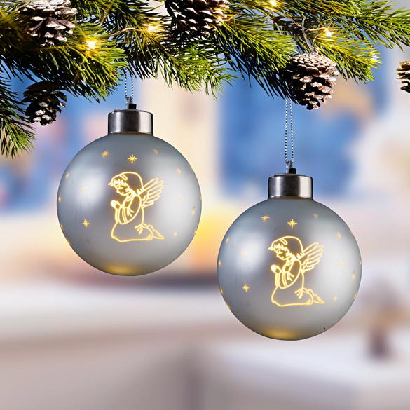 LED-Weihnachtskugel