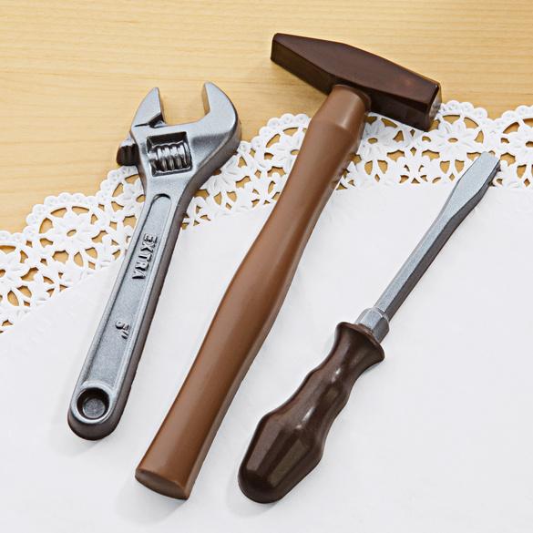 "Schoko-Set ""Werkzeug"", 3-tlg."