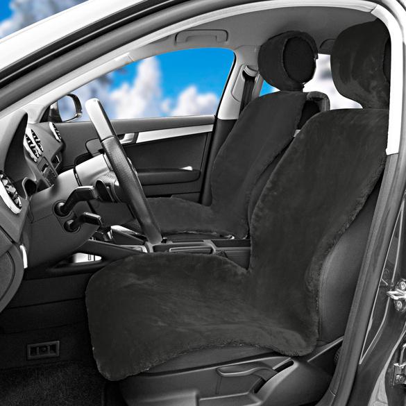 Autositzbezug schwarz