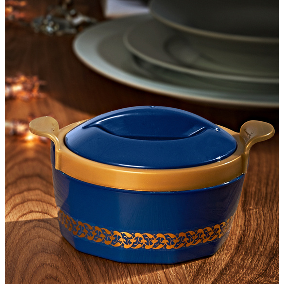 "Thermoschüsseln ""Brillant"" blau, 1500 ml"