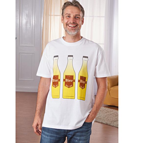 """T-Shirt """"Bierflasche"""""""