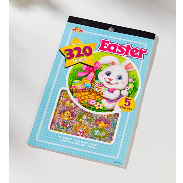 Oster-Sticker, 320er-Set