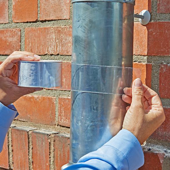 Reparaturpflaster transparent