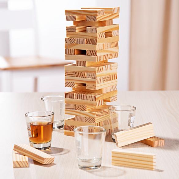"""Trinkspiel """"Trink-Turm"""""""