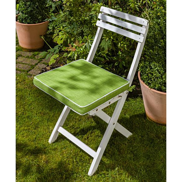 Sitzkissen grün
