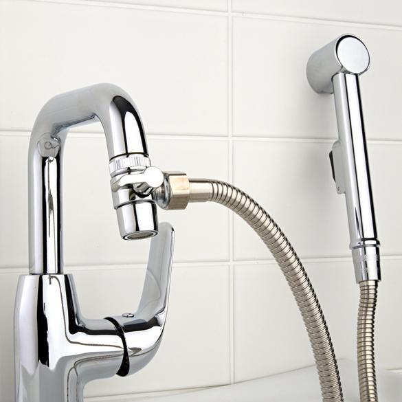 Waschbecken-Handdusche