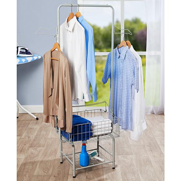 Bügel-Wäschewagen