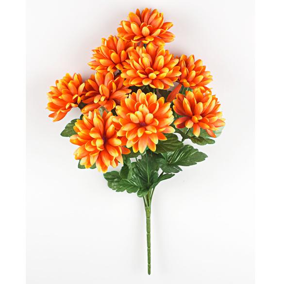 Dahlien-Bouquet orange