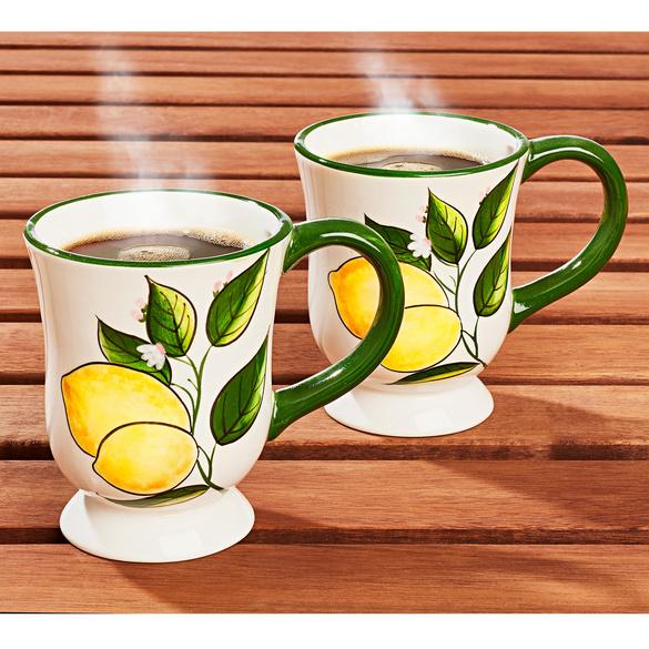 """Tasse """"Zitronen"""""""