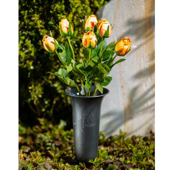 Rosenstrauß orange