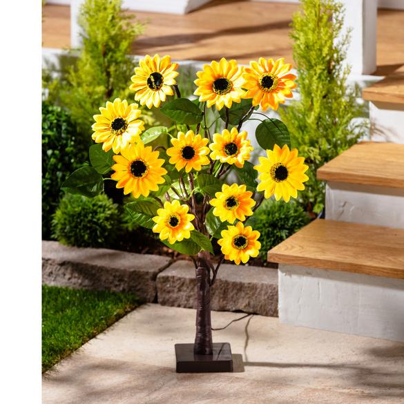 "Solar-Baum ""Sonnenblumen"""