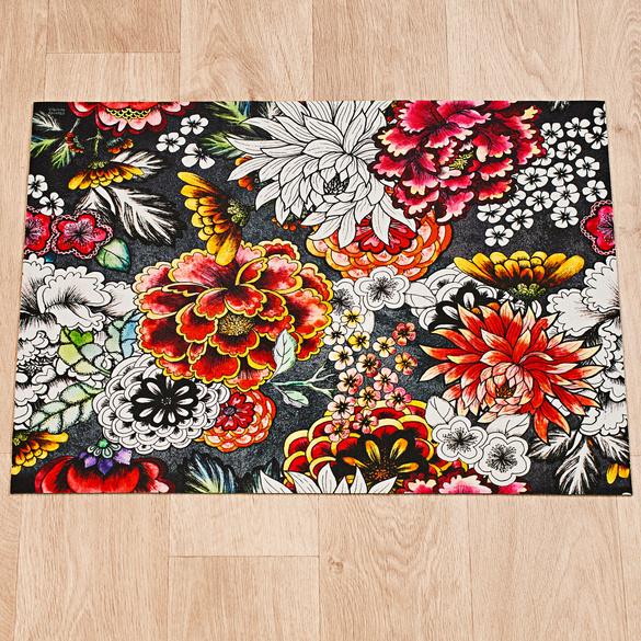 """Küchenteppich """"Blumenwiese"""""""