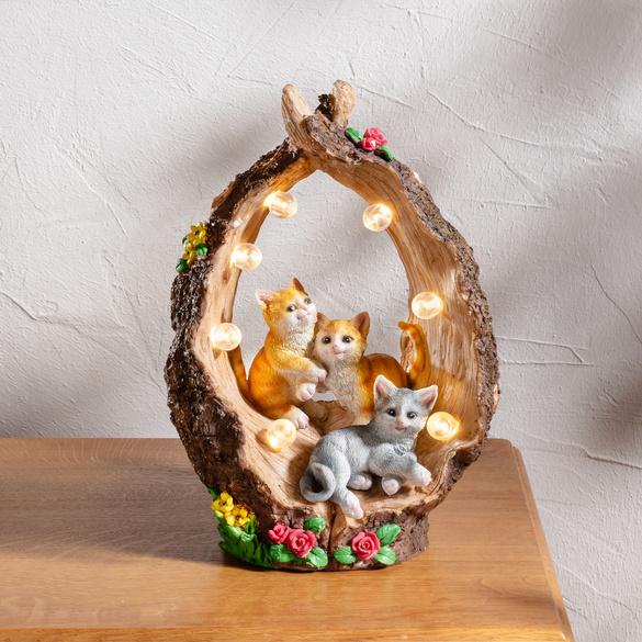 Solar-Katzenbaum