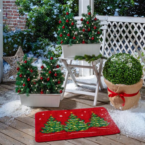 """LED-Fußmatte """"Weihnachten"""""""