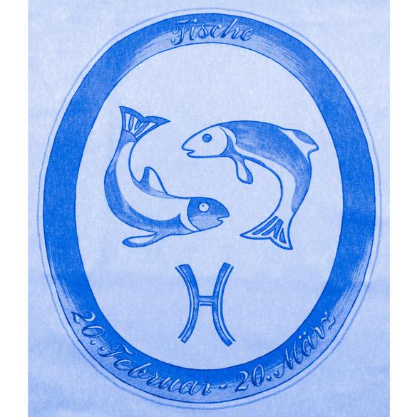 """Bettwäsche """"Fische"""" hellblau, 2-tlg."""