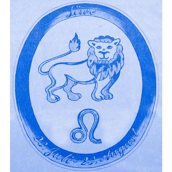 """Bettwäsche """"Löwe"""" hellblau, 2-tlg."""